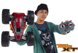 Tonka 33836148 - XT Stunt Pro