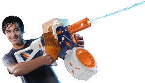 Nerf 38422148 - Super Soaker Lightning Storm