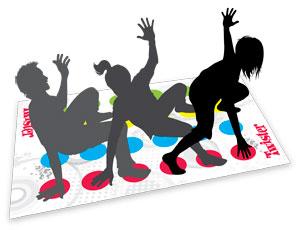 Twister: der verrückte Verknotungsspaß geht weiter. Zusatzbild