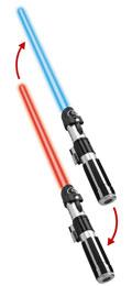 Star Wars A4571E27 - Anakin - Darth Vader Ultimate FX Lichtschwert - Zusatzbild