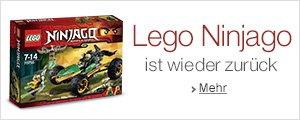 Lego Ninjago ist zur�ck