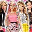 Barbies Modewelt