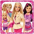 Barbie und ihre Familie