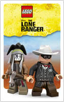 LEGO The Lone Ranger