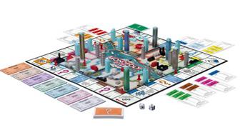 Monopoly City Spielfeld