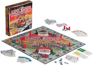 Monopoly Deutschland das Spiel und die Box
