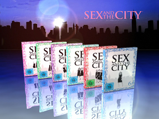 Sex and the City - Alle Staffeln (DVD)