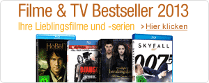 Film- & TV-Bestseller 2013
