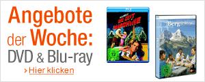 Angebote der Woche: DVD & Blu-ray