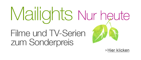 Mailights - Nur heute Filme & TV-Serien zum Sonderpreis
