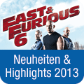 Film-Neuheiten & Highlights 2013