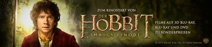 Der Hobbit Tag bei Amazon