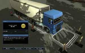 Euro Truck Spezial: LKW-Rangier-Simulator, Abbildung #04
