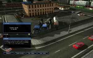 Euro Truck Spezial: LKW-Rangier-Simulator, Abbildung #02