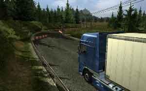 Euro Truck Spezial: LKW-Rangier-Simulator, Abbildung #05