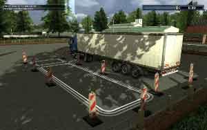 Euro Truck Spezial: LKW-Rangier-Simulator, Abbildung #06