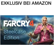Far Cry 4 - Limited Steelcase Edition (exklusiv bei Amazon)