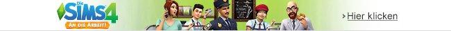 Die Sims 4 - An die Arbeit - Erweiterungspack