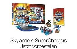 Skylanders SuperChargers - jetzt vorbestellen