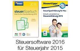 Steuersoftware 2016