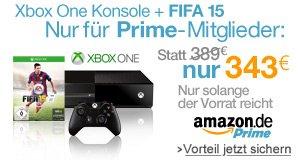 Xbox One mit Fifa 15