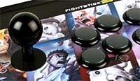 Street Fighter X Tekken Arcade FightStick PRO