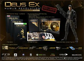 DEUS EX: HUMAN REVOLUTION Collector's Edition, Abbildung #04