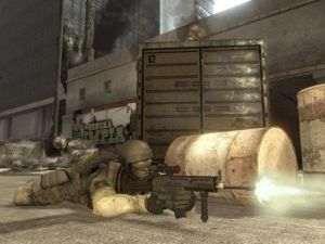 Tom Clancy's Ghost Recon Advanced Warfighter 1+2, Abbildung #02