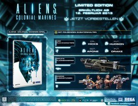 Aliens: Colonial Marines Limited Edition, Abbildung #02