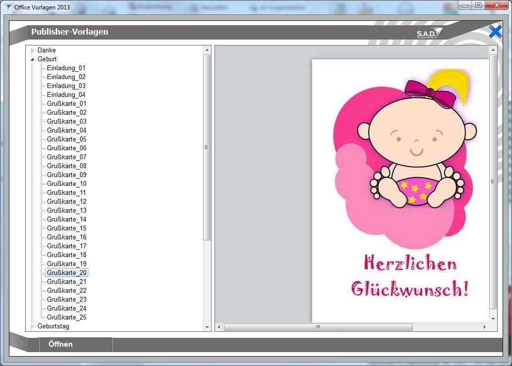 office vorlagen 2013 software