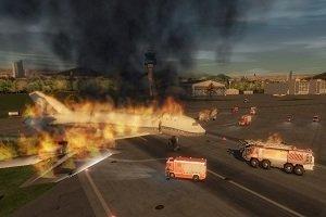 Flughafen-Feuerwehr-Simulator 2013, Abbildung #03