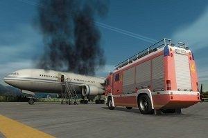 Flughafen-Feuerwehr-Simulator 2013, Abbildung #04