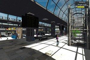 Flughafen-Feuerwehr-Simulator 2013, Abbildung #06