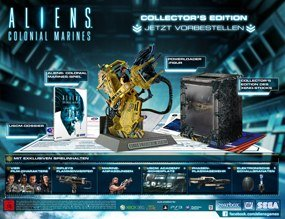 Aliens: Colonial Marines Collector's Edition, Abbildung #02