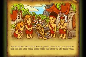 Island Tribe 4 - Die Rückkehr ins Land der Götter, Abbildung #03