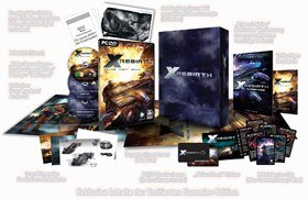 X Rebirth Collector's Edition, Abbildung #01
