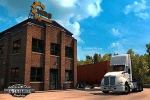 American Truck Simulator - Starter Pack: California , Abbildung #01