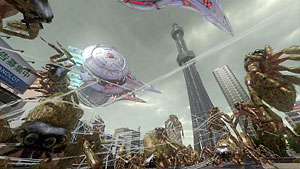 Earth Defense Force 2025, Abbildung #04