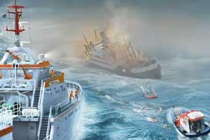 Schiff-Simulator: Die Seenotretter (Limitierte Auflage) , Abbildung #02