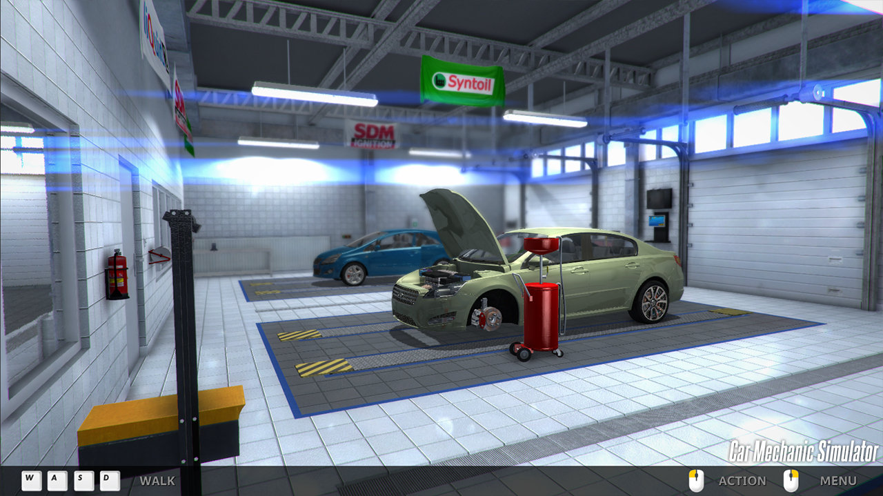 Car Mechanic Simulator  Pc Game Free Download