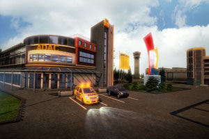 ADAC: Die Simulation , Abbildung #01