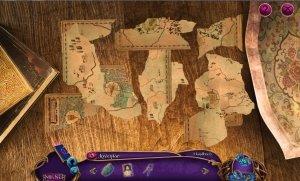 Amaranthine Voyage: Der lebende Berg, Abbildung #01