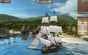 Port Royale 3 Collector's Edition, Abbildung #01