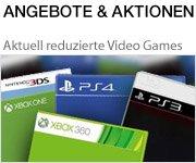 Aktuell reduzierte Video Games: Sonderangebote und Aktionen