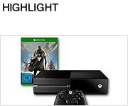 Xbox One Konsole + Destiny für nur 399 Euro