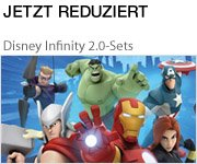 Disney Infinity 2.0-Sets jetzt reduziert
