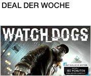 Nur für kurze Zeit reduziert: Watch Dogs