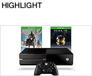 Xbox One Konsole + Halo + Destiny für nur 399 Euro