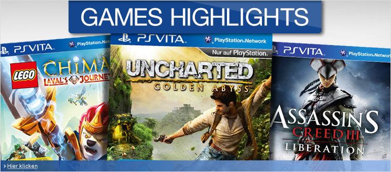 PS Vita Highlights