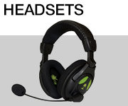 Xbox 360-Headsets